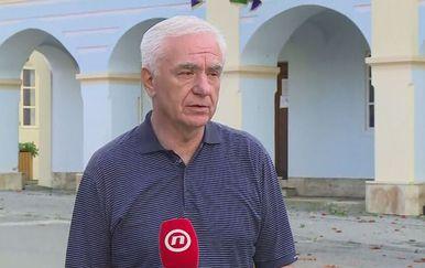 Željko Glavić, gradonačelnik Požege