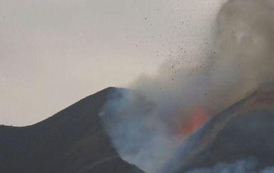 Probudio se vulkan Etna - 4