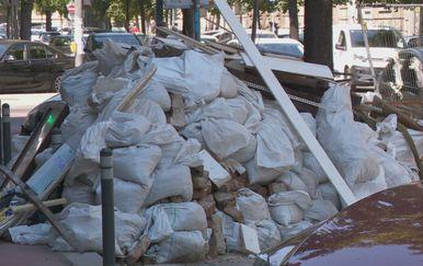 Građevinski otpad u Zagrebu - 2