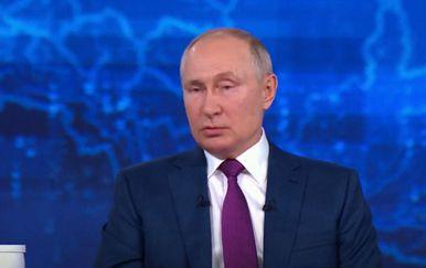 Vladimir Putin cijepio se Sputnjikom V - 3