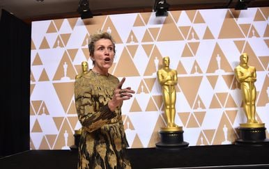 Frances McDormand (Foto: Getty)