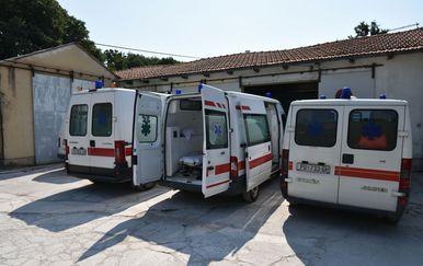Opća bolnica u Puli (Foto: Dusko Marusic/PIXSELL)