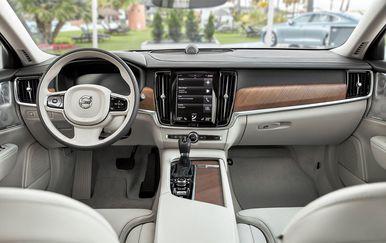 Pet ljudskih navika i želja ujedinjenih u Volvo Sensus okruženju - 2