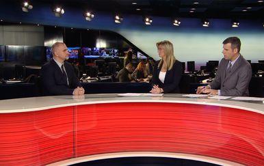 Kriminalist Željko Cvrtila u Dnevniku Nove TV (Foto: Dnevnik.hr) - 1