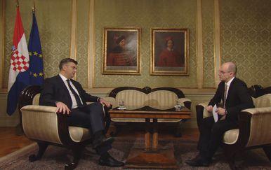 Andrej Plenković uživo razgovarao s Mislavom Bagom (Foto: Dnevnik.hr) - 1