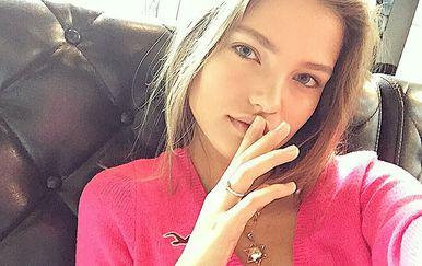 Alesya Kafeljnikov (FOTO: Instagram)