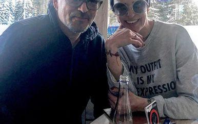 Gibonni i Tijana Dapčević (FOTO: Instagram)