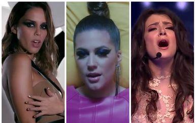 Predstavnici na Eurosongu (FOTO: Youtube)