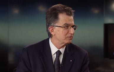 Emilio Marin, profesor na Hrvatskom katoličkom sveučilištu, gost Dnevnika Nove TV (Video: Dnevnik Nove TV) - 2