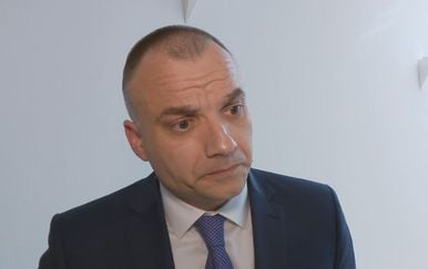 Daniel Markić, ravnatelj SOA-e (Foto: Dnevnik.hr)