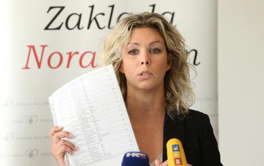 Đana Atanasovska (Foto: Robert Anic/PIXSELL)