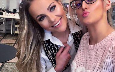 Paola Valić Bekić i Marina Mamić (Foto: Instagram)