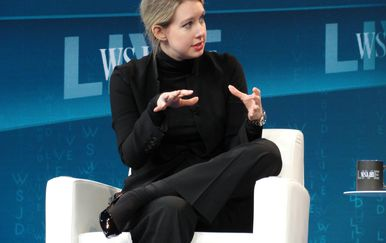 Elizabeth Holmes (Foto: AFP)