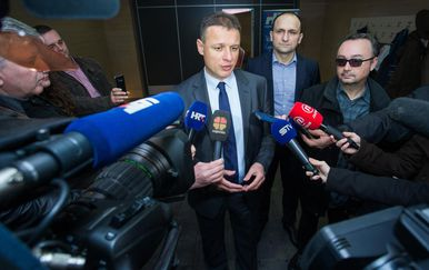 Gordan Jandroković (Foto: Davor Javorovic/PIXSELL)