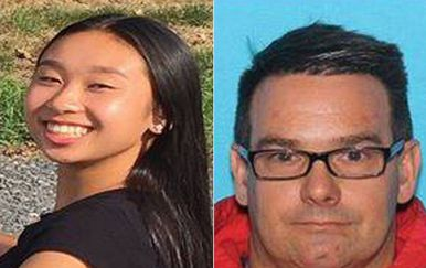 Nestala tinejdžerica (16) nakon dva tjedna pronađena s ocem najbolje prijateljice (Foto: Allentown Police Department)