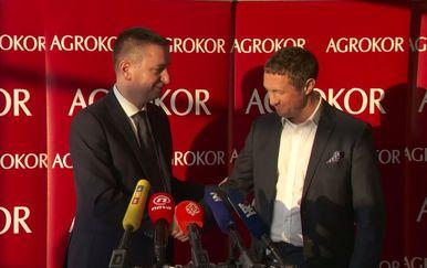 Fabris Peruško i Sergej Volk (Foto: Dnevnik.hr)