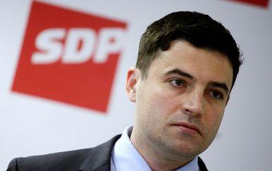 Davor Bernardić (Foto: Zarko Basic/PIXSELL)