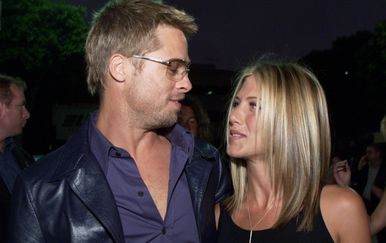 Brad Pitt, Jennifer Aniston (Foto: Getty Images)