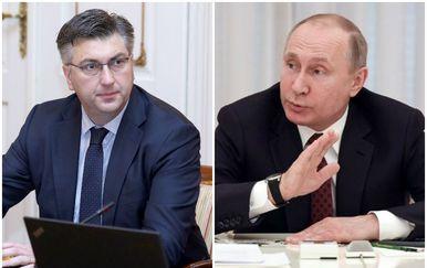 Rusija žali zbog odluke o protjerivanju diplomata (Foto: PIXSELL/AFP)