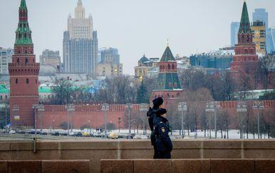 Panorama središta Moskve (Foto: AFP)