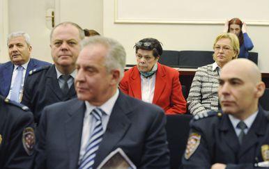 Arhiva, suđenje za Fimi mediju (Foto: Marko Lukunic/PIXSELL)