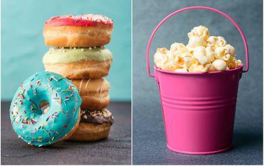 Šećer u svakodnevnim namirnicama (Foto: Thinkstock)