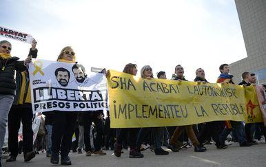 Prosvjednici (Foto: AFP)