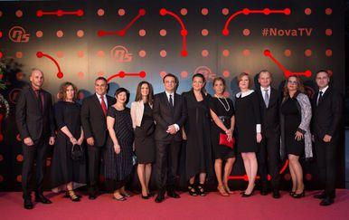 Čelni ljudi Nove TV (Foto: NovaTV)