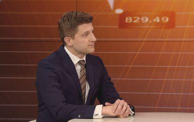 Zdravko Marić gost Dnevnika Nove TV (Foto: Dnevnik.hr) - 1