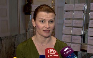 Sabina Glasovac iz SDP-a o slučaju s Paga (Foto: DNEVNIK.hr)
