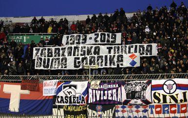 Utakmica Hajduka i Gorice (Foto: Ivo Cagalj/PIXSELL)