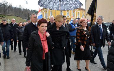 Kolinda Grabar-Kitarović (Foto: Ivica Galovic/PIXSELL)