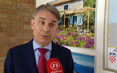 Ministar turizma Garri Cappelli (Foto: Dnevnik.hr)