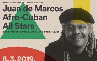 Afro Cuban All-Stars u Tvornici kulture (Foto: PR)