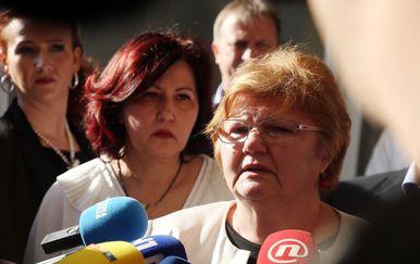 Nada Murganić (Foto: Duško Jaramaz/Pixsell)