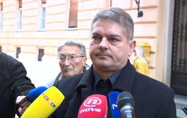 Denis Klarendić iz Općinskog suda u Zadru (Foto: Dnevnik.hr)