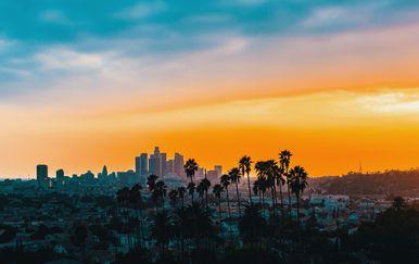 Panorama Los Angelesa (Foto: Getty)
