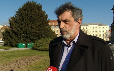 Dr. sc. Radovan Fuchs savjetnik premijera za kurikularnu reformu (Foto: Dnevnik.hr)