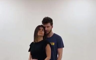 Viktorija Đonlić Rađa i Marko Mrkić (Foto: Instagram)