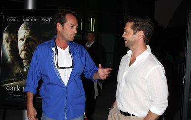 Jason Priestly i Luke Perry (Foto: Profimedia)