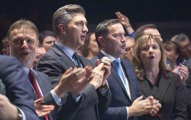 Završni skup HDZ-a prije izbora u Lici (Foto: Dnevnik.hr)