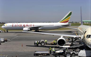 Avion Ethiopian Airlinesa, ilustracija (Foto: AFP)
