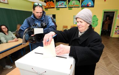 izbori u Lici (Foto: Kristina Stedul Fabac/PIXSELL)