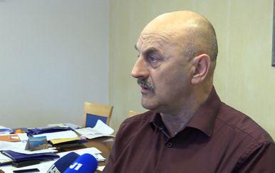 Nositelj liste HSP-a Karlo Starčević (Foto: Dnevnik.hr)
