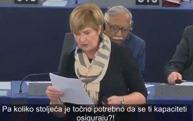 Ruža Tomašić (Foto: Twitter)