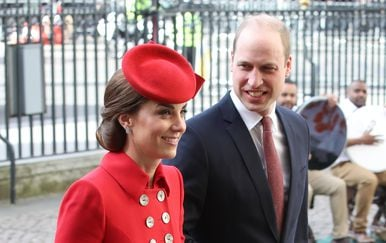 Kate Middleton, princ William (Foto: Getty Images)