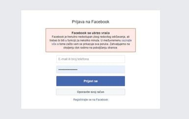 Screenshot: Facebook