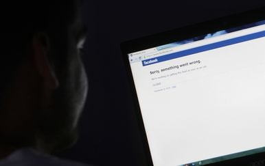 Problemi na Facebooku