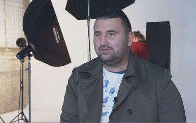 Dizajner brenda BiteMyStyle Zoran Aragović (Foto: Dnevnik.hr)