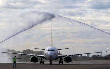 Boeing 737-800, ilustracija (Foto: AFP)